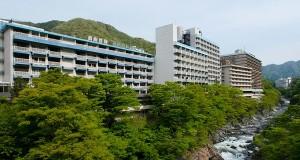 金谷温泉ホテル